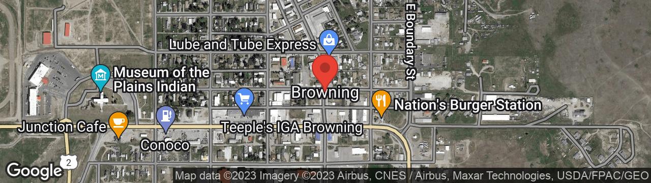 Drug Rehab Browning MT 59417