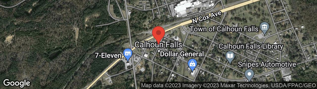 Mortgages Calhoun Falls SC 29628