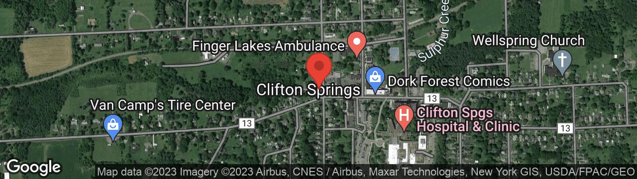Drug Rehab Clifton Springs NY 14432