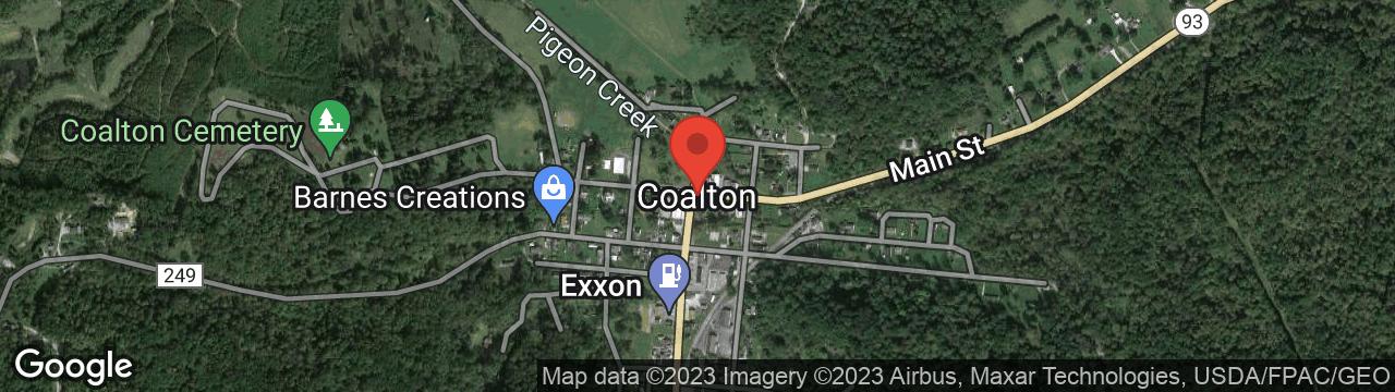 Mortgages Coalton OH 45621