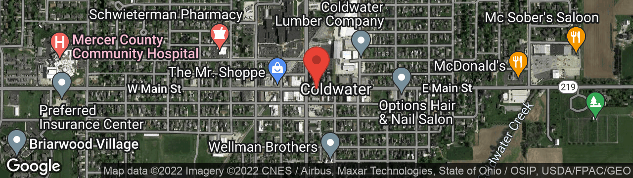 Mortgages Coldwater OH 45828