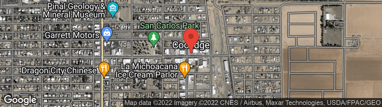 Drug Rehab Coolidge AZ 85228