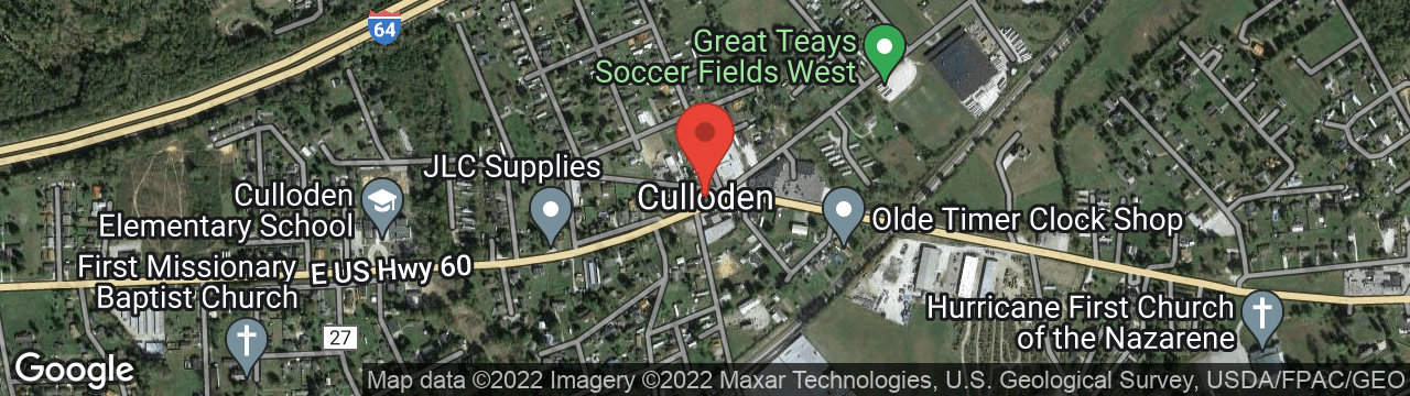 Mortgages Culloden WV 25510