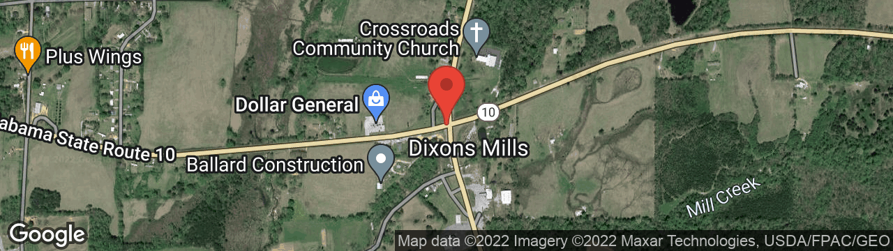 Mortgages Dixons Mills AL 36736
