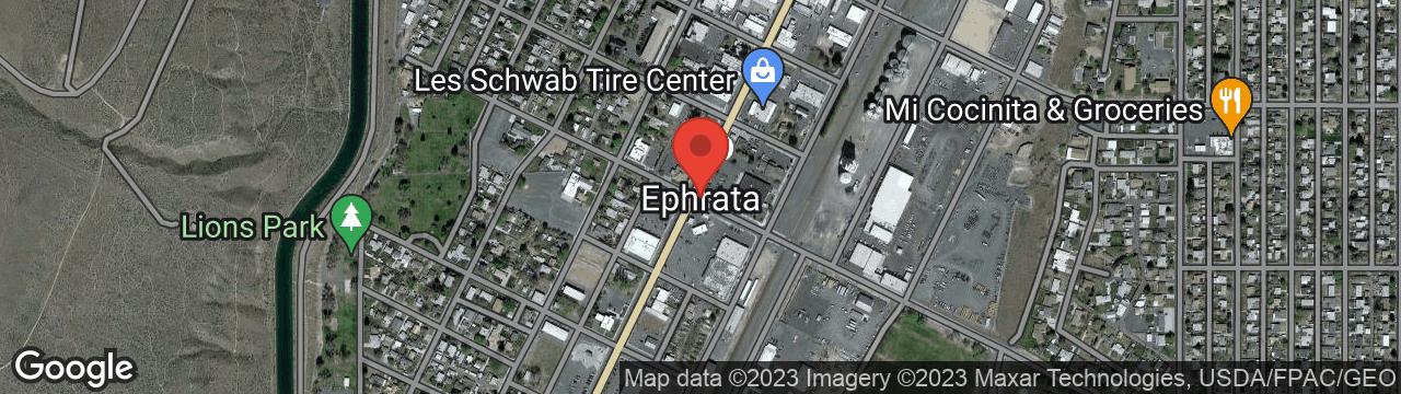 Hair Loss Treatment Ephrata WA 98823