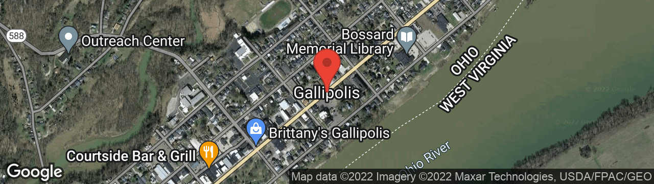 Drug Rehab Gallipolis OH 45631