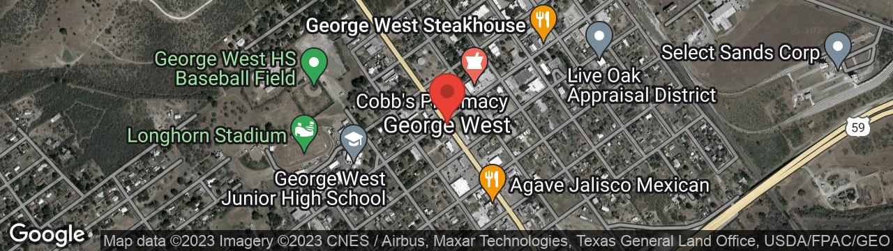Drug Rehab George West TX 78022