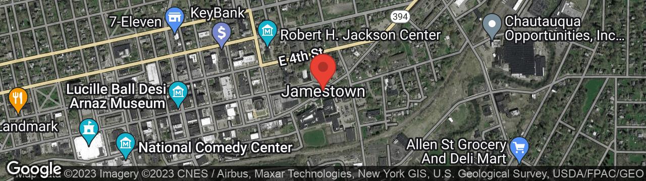 Drug Rehab Jamestown NY 14701