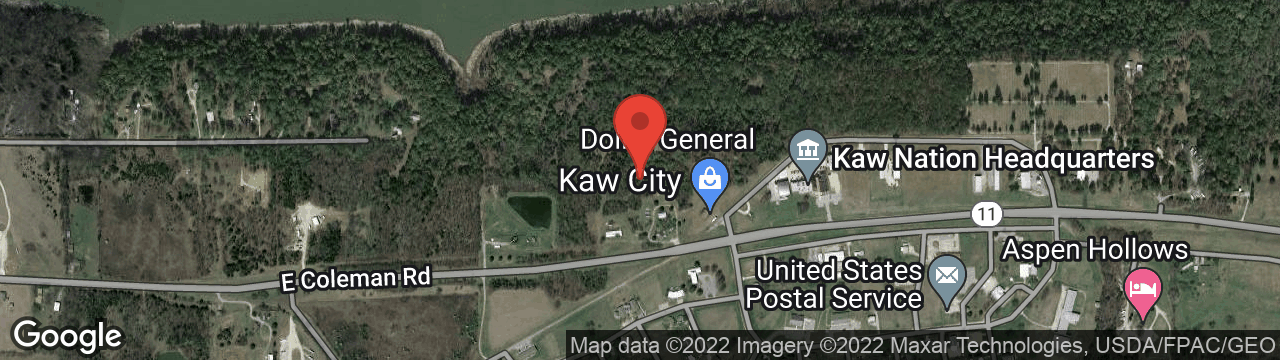 Mortgages Kaw City OK 74641