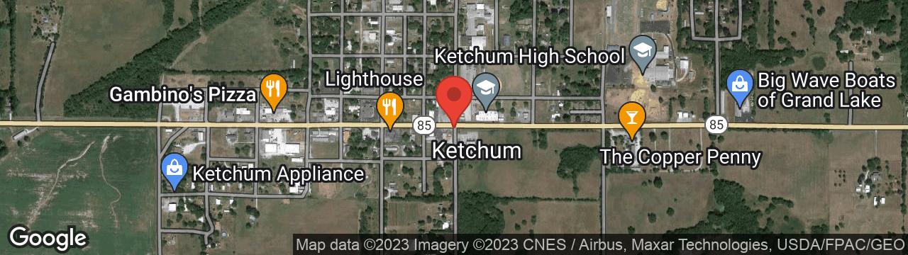 Mortgages Ketchum OK 74349