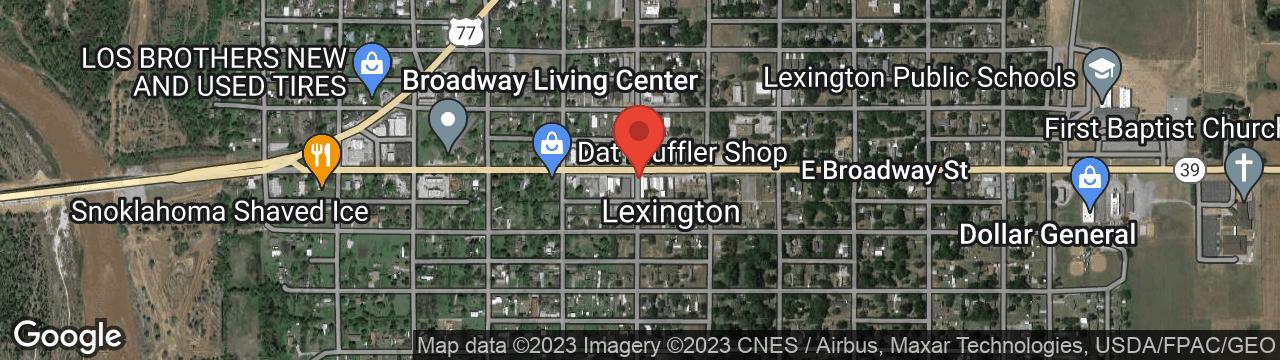 Mortgages Lexington OK 73051