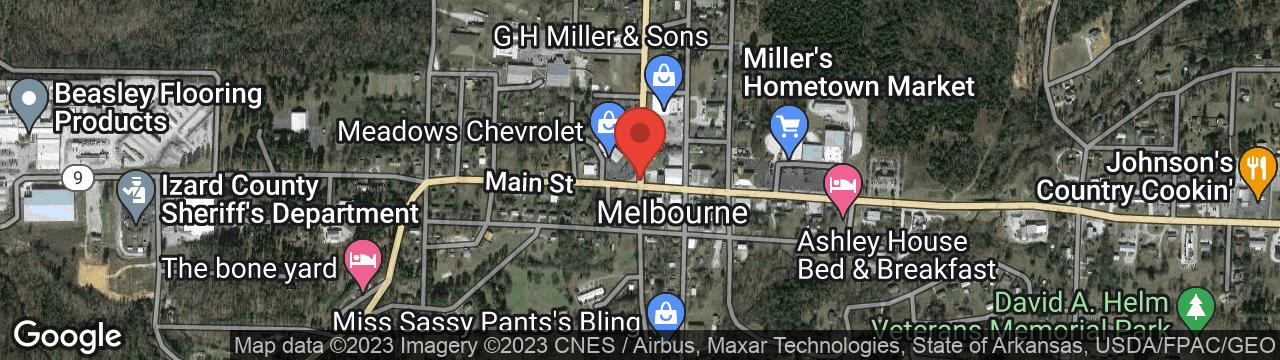 Drug Rehab Melbourne AR 72556