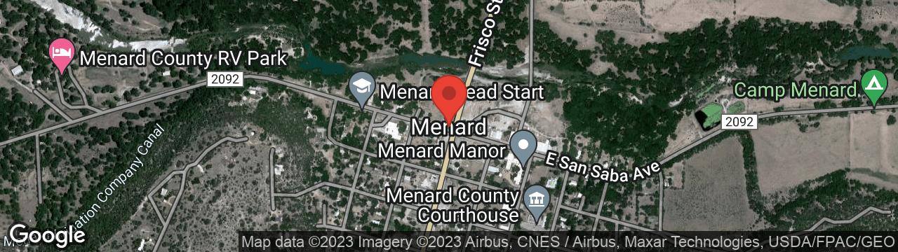 Drug Rehab Menard TX 76859