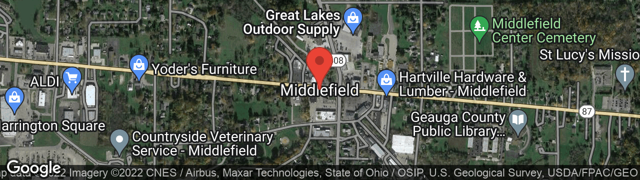 Mortgages Middlefield OH 44062