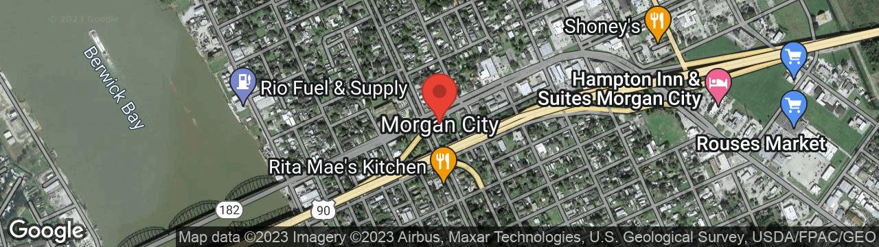 Mortgages Morgan City LA 70380