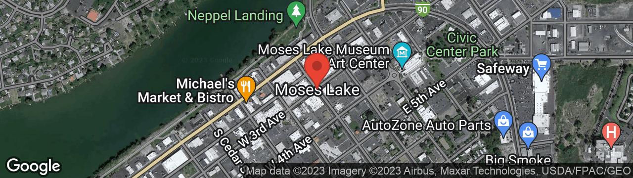 Drug Rehab Moses Lake WA 98837