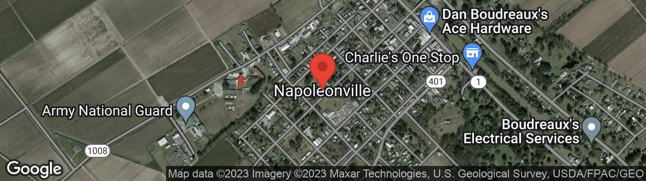 Drug Rehab Napoleonville LA 70390
