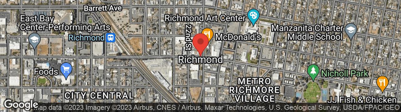 Drug Rehab Richmond CA 94801
