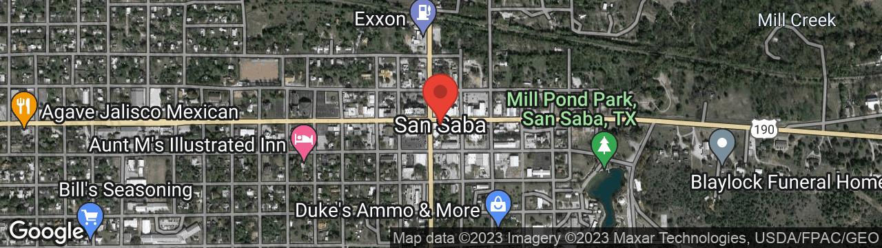 Mortgages San Saba TX 76877