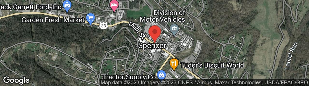 Mortgages Spencer WV 25276