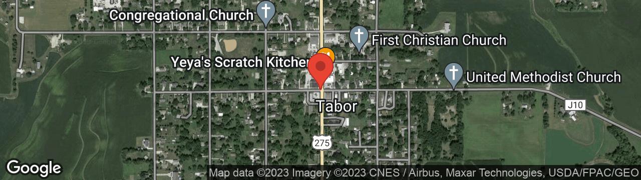 Mortgages Tabor IA 51653