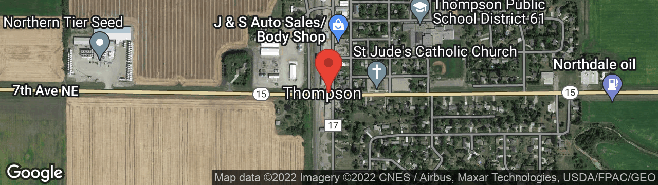 Mortgages Thompson ND 58278
