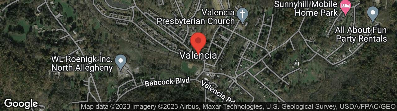 Drug Rehab Valencia PA 16059