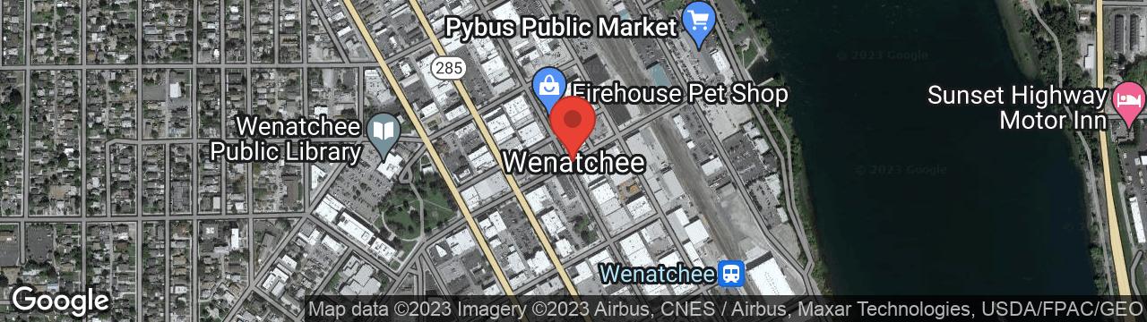 Drug Rehab Wenatchee WA 98801