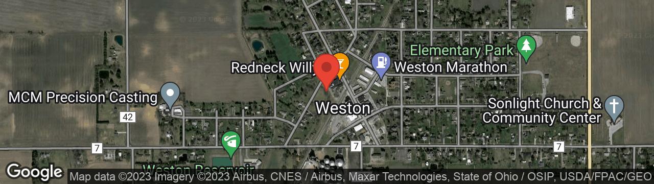 Drug Rehab Weston OH 43569