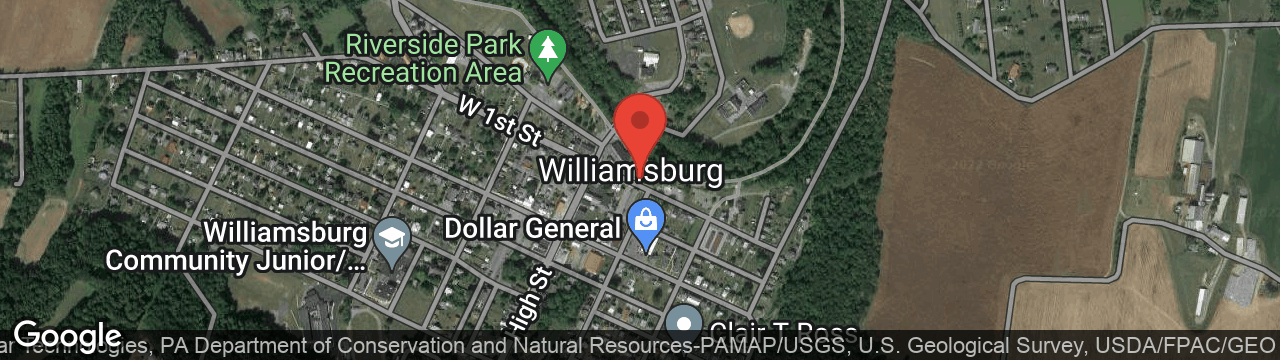 Drug Rehab Williamsburg PA 16693