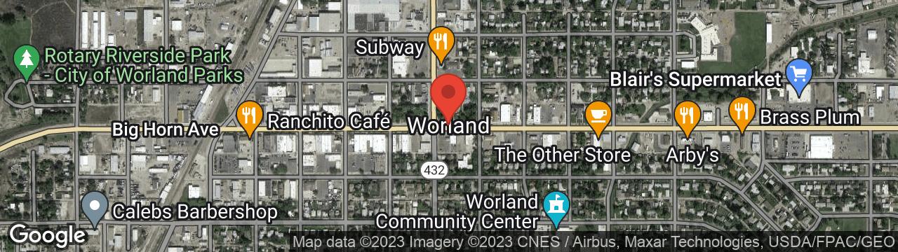 Drug Rehab Worland WY 82401