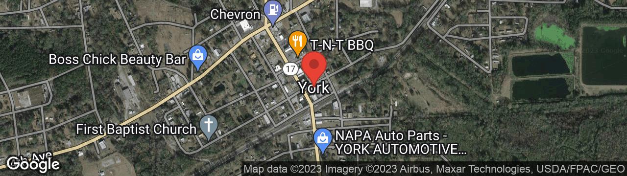 Mortgages York AL 36925