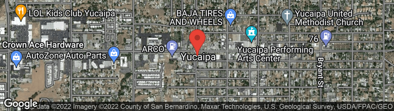 Drug Rehab Yucaipa CA 92399