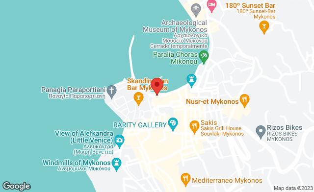 Mykonos (town) - Grecia