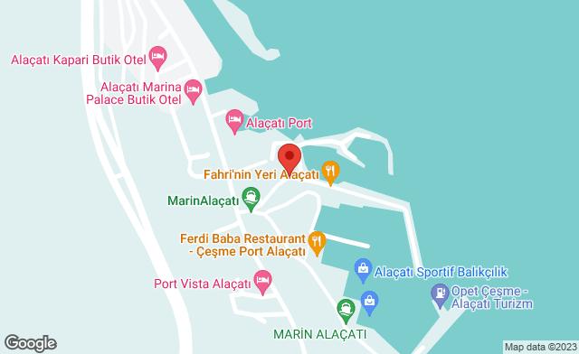 Alacati - Türkei