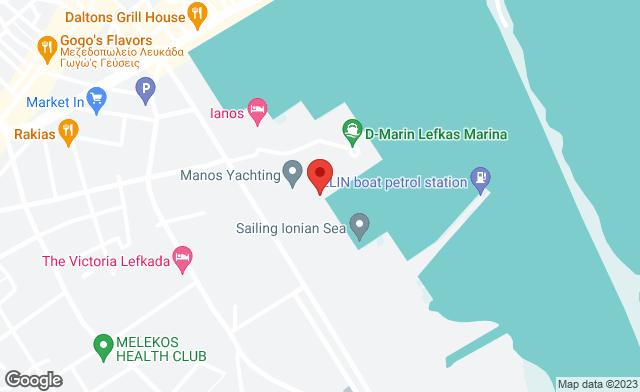 Lefkada City - Griekenland