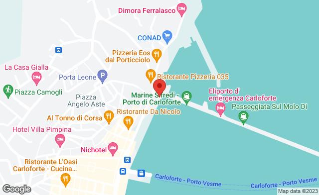 Carloforte - Italien
