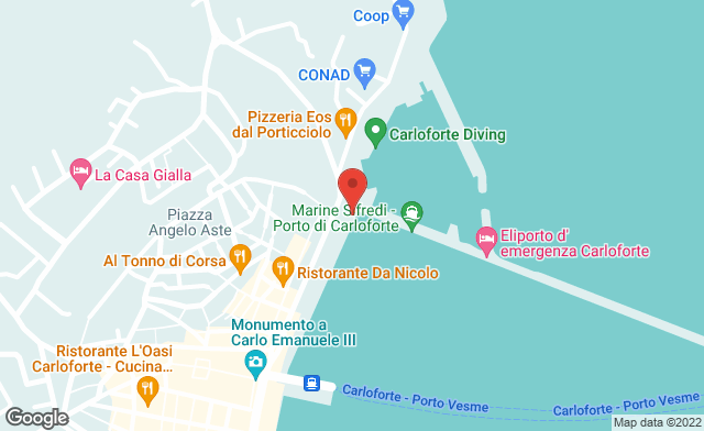 Carloforte - Italië