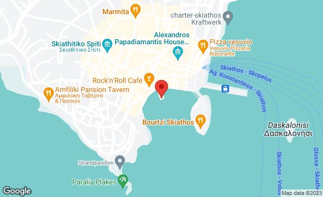 Skiathos (town) - Griechenland