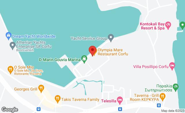Gouvia (Corfu) - Griechenland