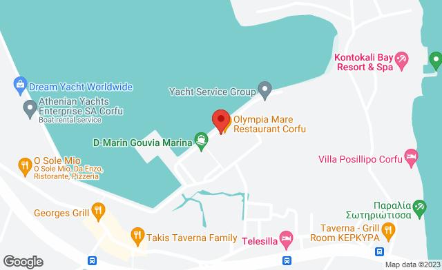 Gouvia (Corfu) - Greece