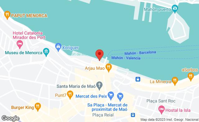 Mahón - Spain