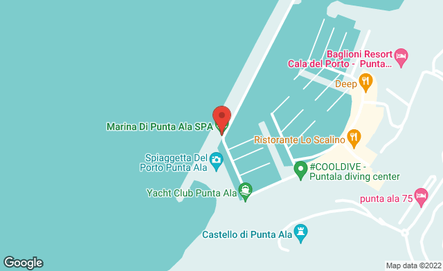 Punta Ala - Italië
