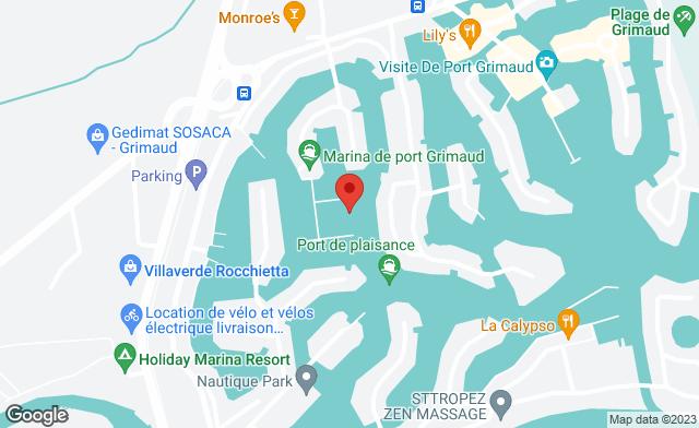 Grimaud - Frankreich