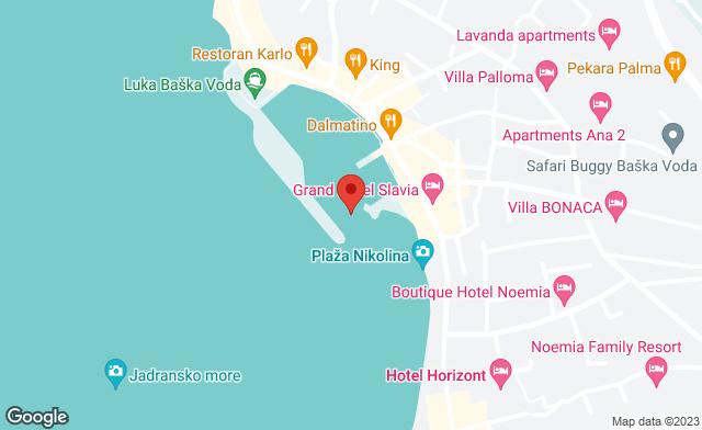 Baska Voda - Kroatien