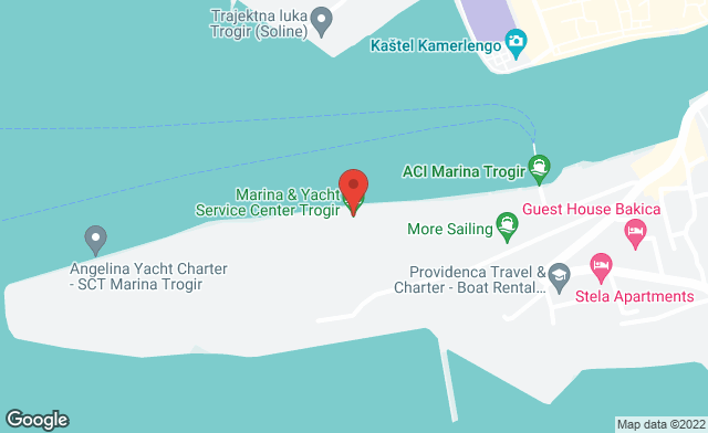 Trogir - Kroatien