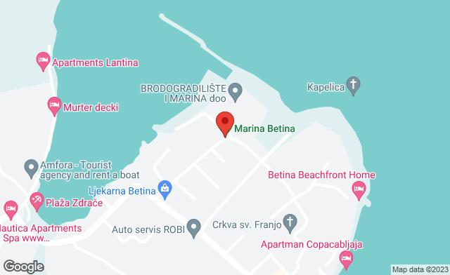 Betina - Kroatië