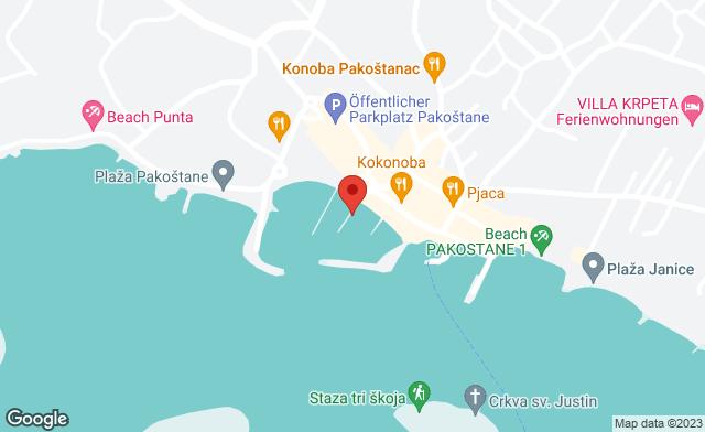 Pakoštane - Kroatië