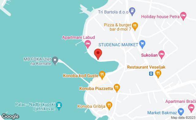 Sukosan - Kroatien