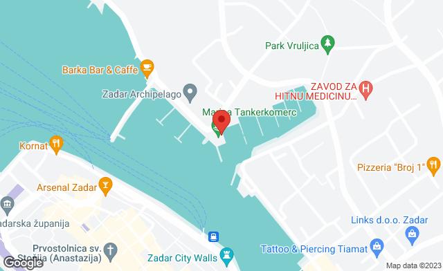 Zadar - Kroatië